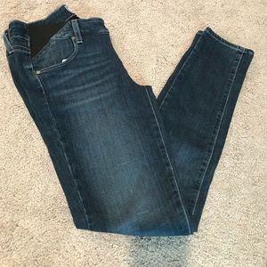 Paige side panel Verdugo Skinny jeans